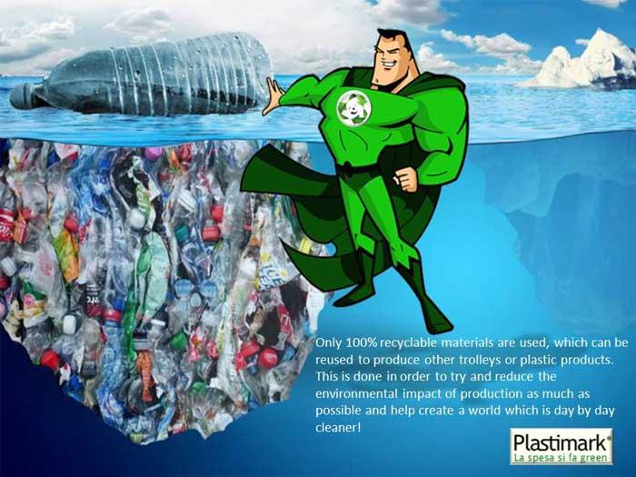 I vantaggi della plastica duratura