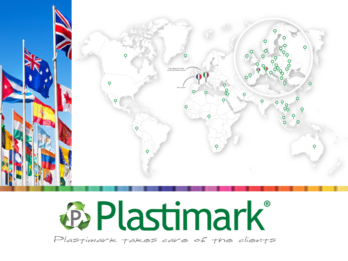 Plastimark takes care of the clients